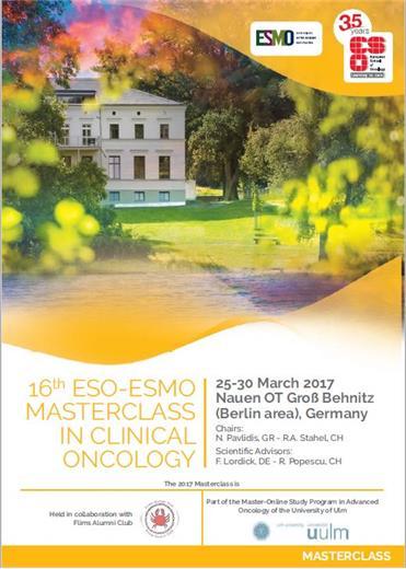 ESO - European School of Oncology - Login